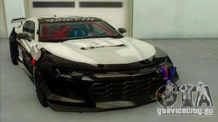Chevrolet Camaro ZL 1 для GTA San Andreas