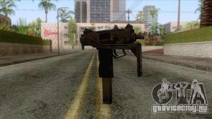 Pay day 2 - Micro Uzi для GTA San Andreas