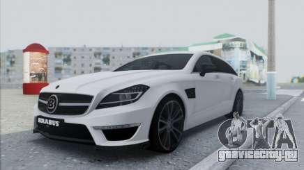 Mercedes-Benz CLS B63s для GTA San Andreas
