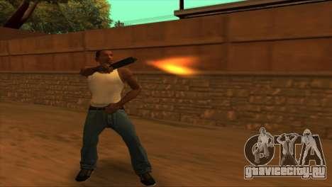 Пустынный Орел аним мод для GTA San Andreas