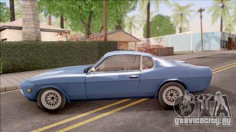 Driver PL Brooklyn для GTA San Andreas