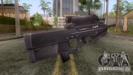 FN F2000 Assault Rifle для GTA San Andreas