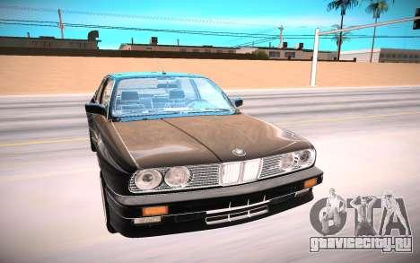 BMW E30 M3 для GTA San Andreas