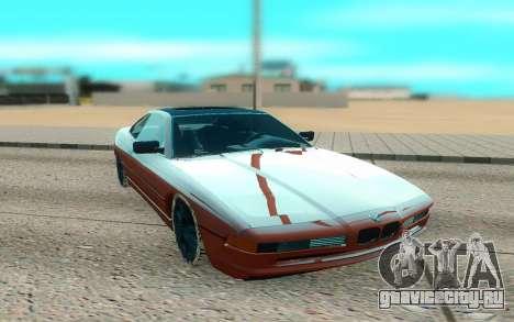 BMW 850CSi для GTA San Andreas