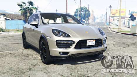 Porsche Cayenne Turbo (958) 2013 v1.1 [add-on] для GTA 5