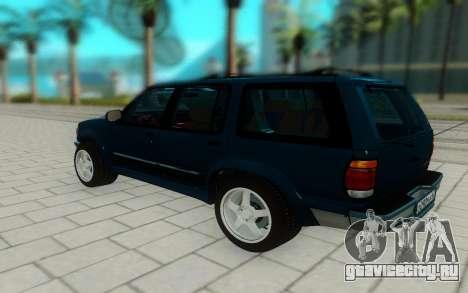 Ford Explorer 1996 для GTA San Andreas