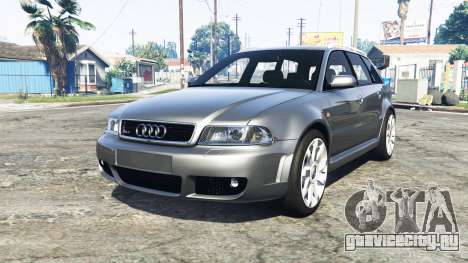 Audi RS 4 Avant (B5) 2001 v1.2 [add-on] для GTA 5