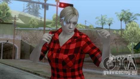 Jill Casual Skin для GTA San Andreas