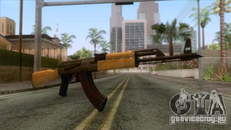 Zastava M70 Assault Rifle v1 для GTA San Andreas