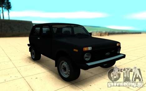 Niva 2121 для GTA San Andreas