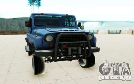 UAZ 469 для GTA San Andreas