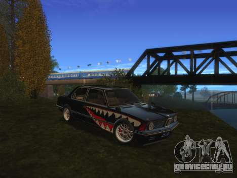 BMW 316 Drift Edition для GTA San Andreas