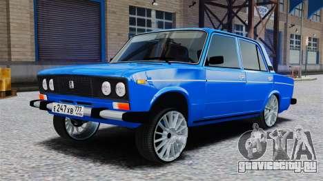 ВАЗ 2106 для GTA 4