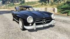 Mercedes-Benz 300 SL (W198) 1954 [replace] для GTA 5