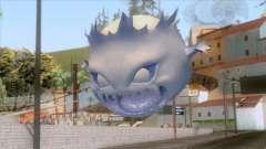 Final Fantasy Mobius - Oglock Skin v1 для GTA San Andreas