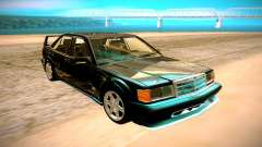 1990 Mercedes-Benz 190E Evolution II для GTA San Andreas