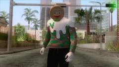 Christmas Skin 2 для GTA San Andreas