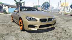 BMW M6 Coupe (F13) [replace] для GTA 5