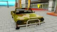 ЗАЗ 968М олива для GTA San Andreas