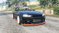 Nissan Skyline (R34) 2002 [replace]