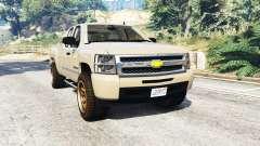 Chevrolet Silverado 1500 LT v0.5 [replace] для GTA 5