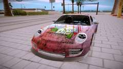 Porshe 911 GT2 для GTA San Andreas
