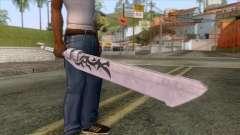 Final Fantasy Mobius - Blank Sword для GTA San Andreas