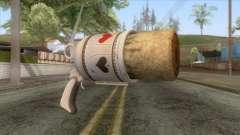Injustice 2 - Harley Quinn Cork Gun v1 для GTA San Andreas