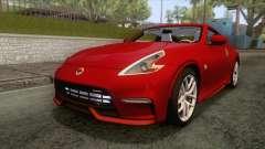Nissan 370Z Nismo Z34 для GTA San Andreas