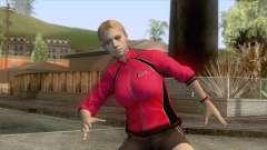 Jill Sports Skin для GTA San Andreas