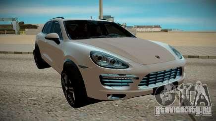 Porshe Cayene для GTA San Andreas