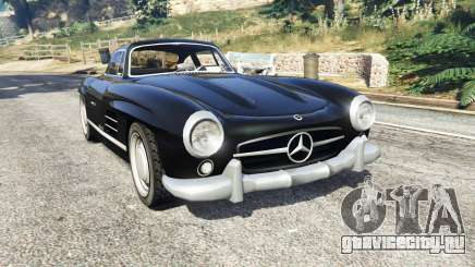 Mercedes-Benz 300 SL (W198) 1954 [replace] для GTA 5