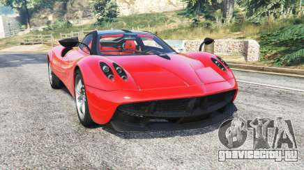 Pagani Huayra [add-on] для GTA 5