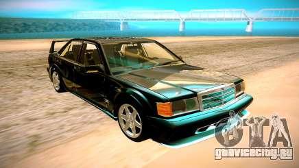 1990 Mercedes-Benz 190E Evolution II для GTA San Andreas