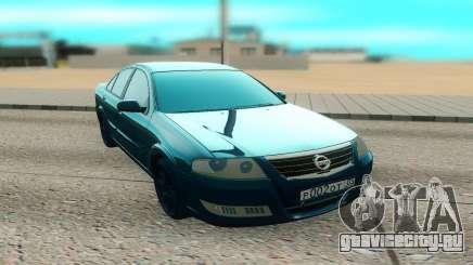Nissan Almera для GTA San Andreas