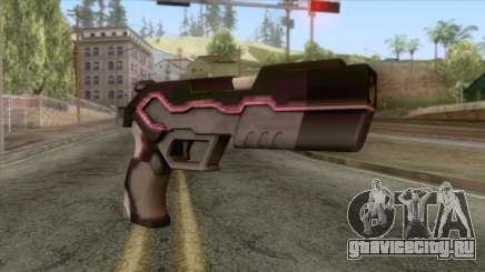 Marvel vs Capcom Infinity - Gamora Weapon 1 для GTA San Andreas