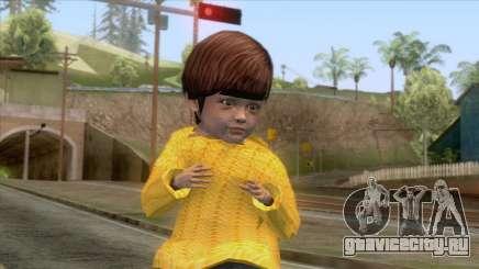 Live Action Morty Skin для GTA San Andreas