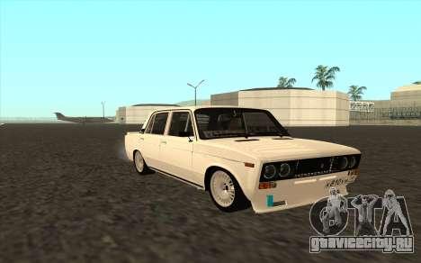 ВАЗ 2106 Японаклан для GTA San Andreas
