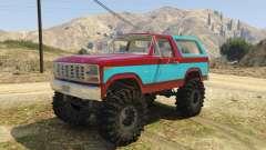 Ford Bronco MudSlinger 1980