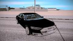 Audi A8L TFSI для GTA San Andreas