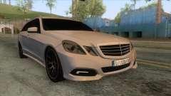 Mercedes-Benz E-Class W212 для GTA San Andreas