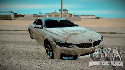 BMW M4 TR для GTA San Andreas