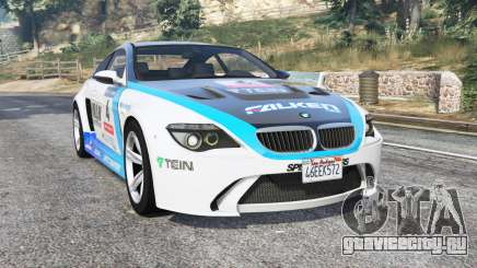 BMW M6 (E63) WideBody Volk v0.3 [replace] для GTA 5