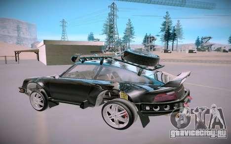 GTA V Pfister Comet Safari для GTA San Andreas вид слева