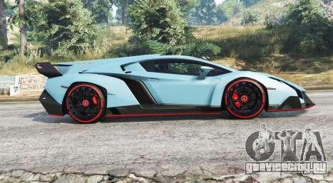 Lamborghini Veneno 2013 v1.1 [replace] для GTA 5 вид слева