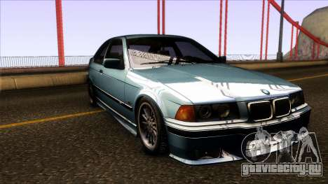 BMW 323ti E36 Compact для GTA San Andreas