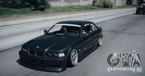 BMW E36 для GTA 5