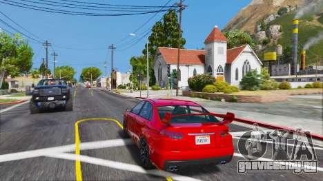 Natural Vision Remastering для GTA 5