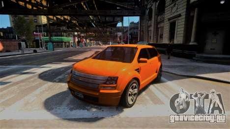 Vapid Radius для GTA 4