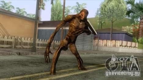Metro 2033 - Dark One Skin для GTA San Andreas
